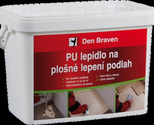PU lepidlo naplošné lepení podlah / Polyflex parket SPS