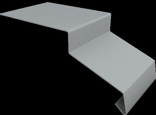 Spojka balkonového profilu