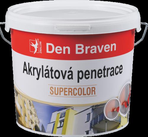 Akrylátová penetrace pod dekorativní omítkoviny