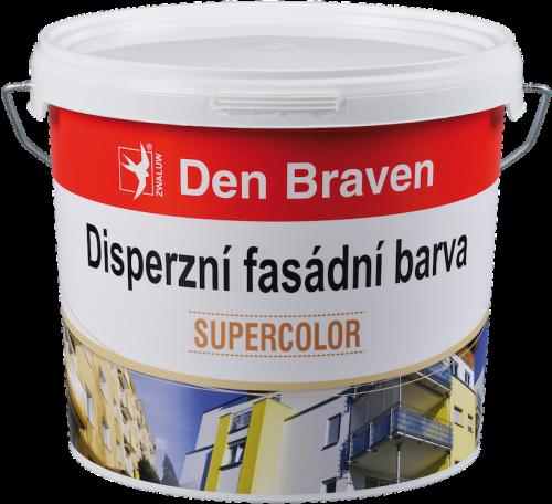 Disperzní fasádní barva