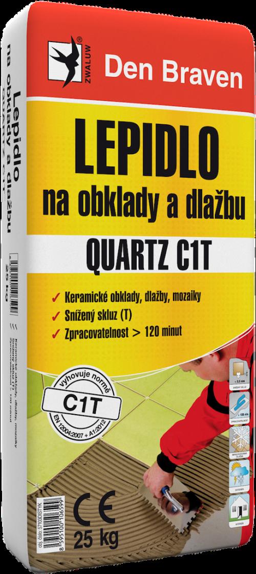 Lepidlo naobklady adlažbu QUARTZ C1T
