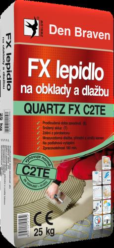 FX lepidlo naobklady adlažbu QUARTZ FX C2TE