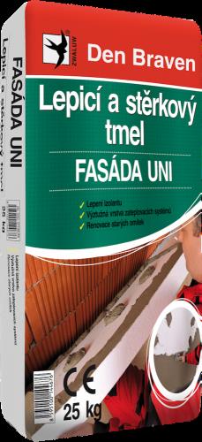 Lepicí astěrkový tmel Fasáda UNI