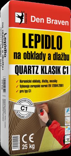 Lepidlo naobklady adlažbu QUARTZ KLASIK C1