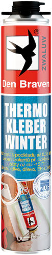 Polyuretanové lepidlo Thermo kleber WINTER