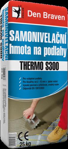 Samonivelační hmota napodlahy THERMO S300