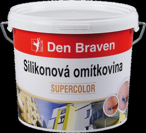 Silikónová omítkovina drásaná (rýhovaná)